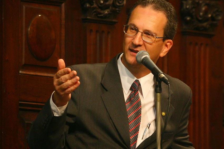 Deputado Estadual Nilton Salomão