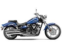 2014 Yamaha Raider S gambar motor 1