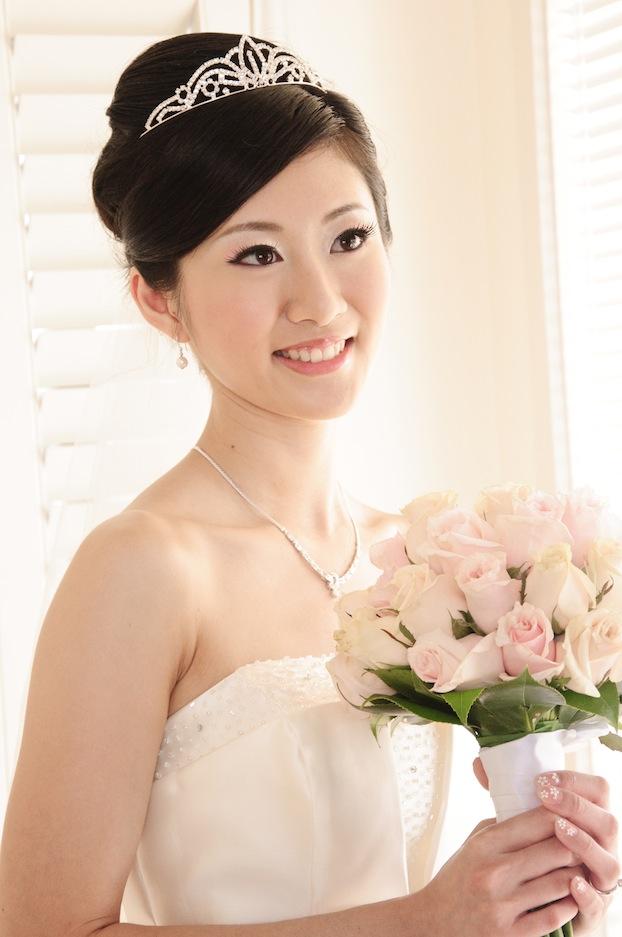 How To Apply Asian Bridal Makeup : Memorable Wedding: How To Use Asian Bridal Makeup To Look ...