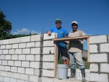 Avec Beto, mon ami du Guate