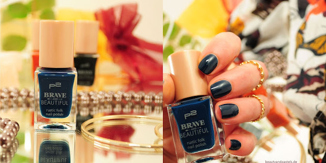 Tragefotos Brave and Beautiful p2 Limited Edition Herbst 2015 2