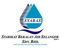 Jawatan Kosong di Syarikat Bekalan Air Selangor SYABAS 24 October 2014