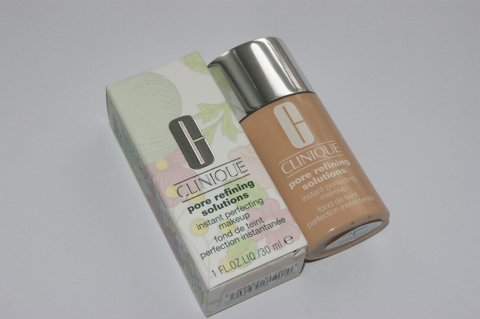 clinique pore refining solutions maquillaje