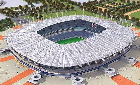 Stadion Estadio Nacional Mane Garrincha 2