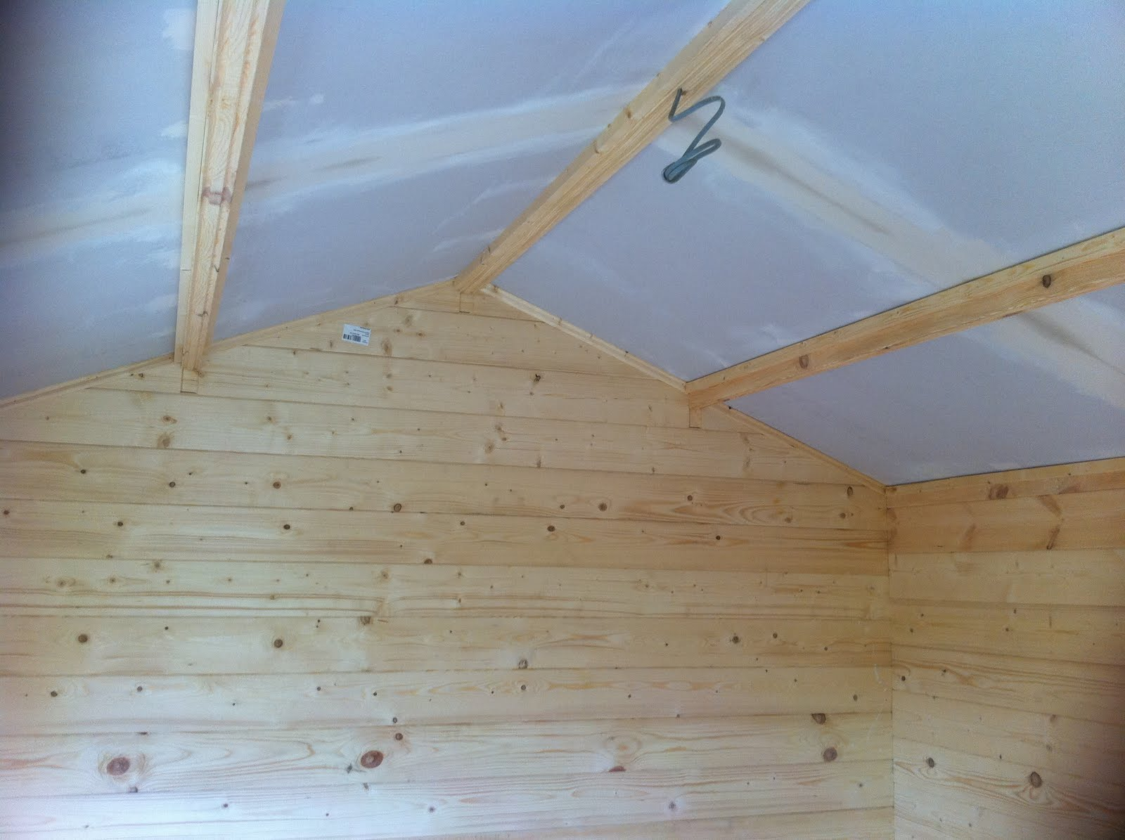 Roof Insulation For Log Cabins Images