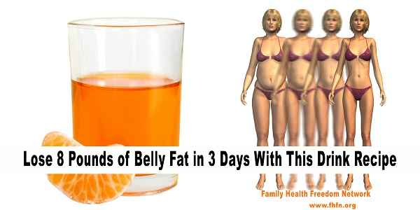 How to lose belly fat in 2 days or less