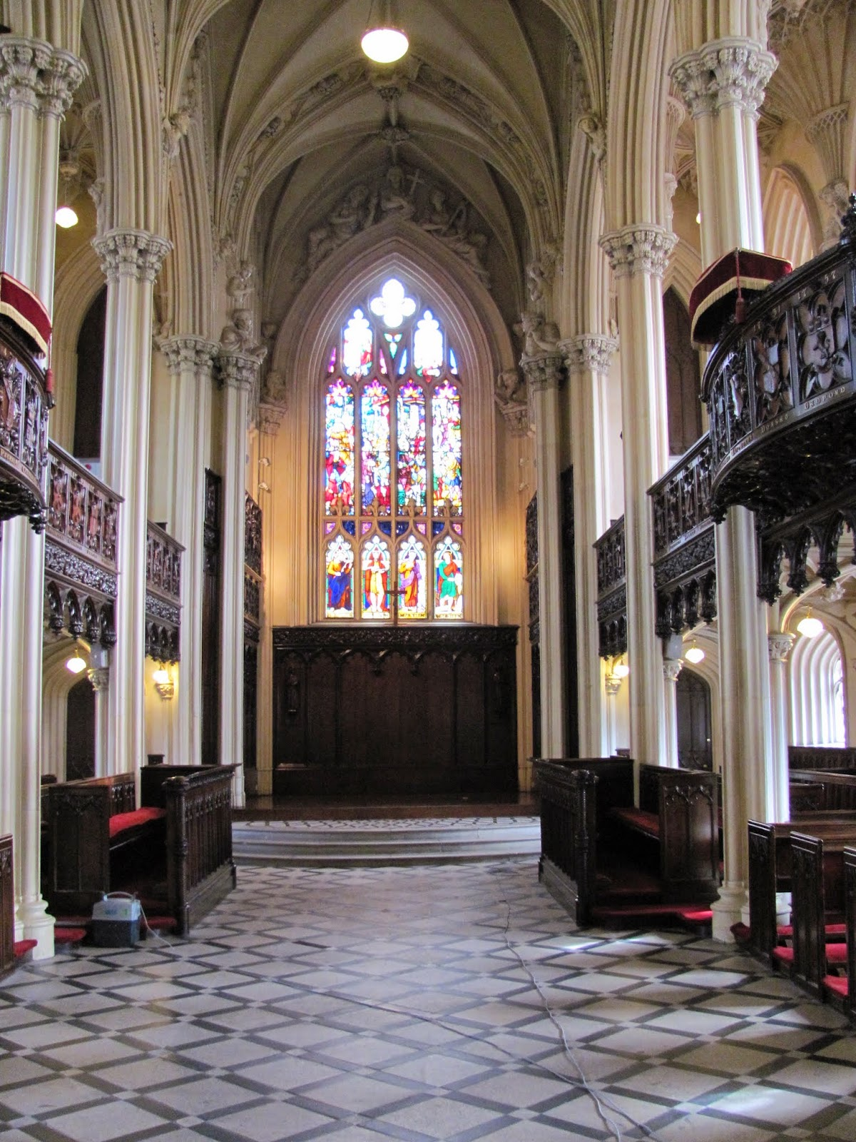 Chapel Royal Interior Dublin Castle