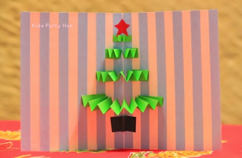 Christmas Card Ideas For Children To Make Part - 21: Because Fun Company Always Regular With Their Update Articles And Also With  Unique Ideas Of Images