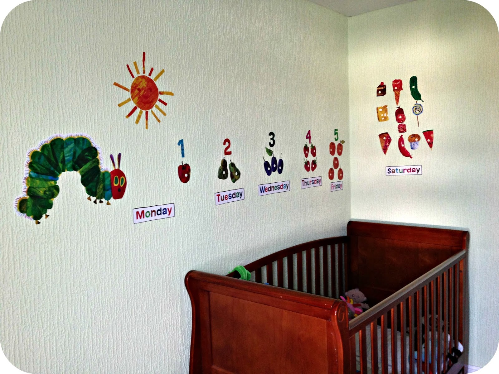 life unexpected the very hungry caterpillar wall stickers eric carle s the very hungry caterpillar peel amp place wall
