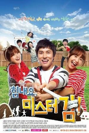 Bố Nuôi Mr Kim - Cheer Up Mr Kim (2013) - FFVN - (124/124)