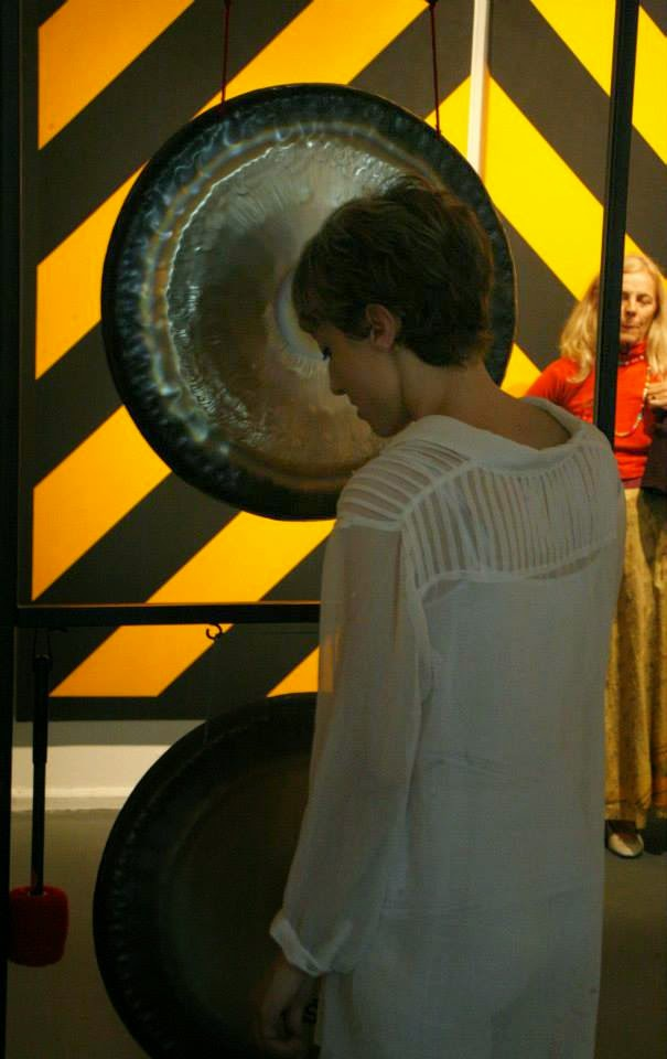 Lucia Ramos en el Centro Cultural Borges