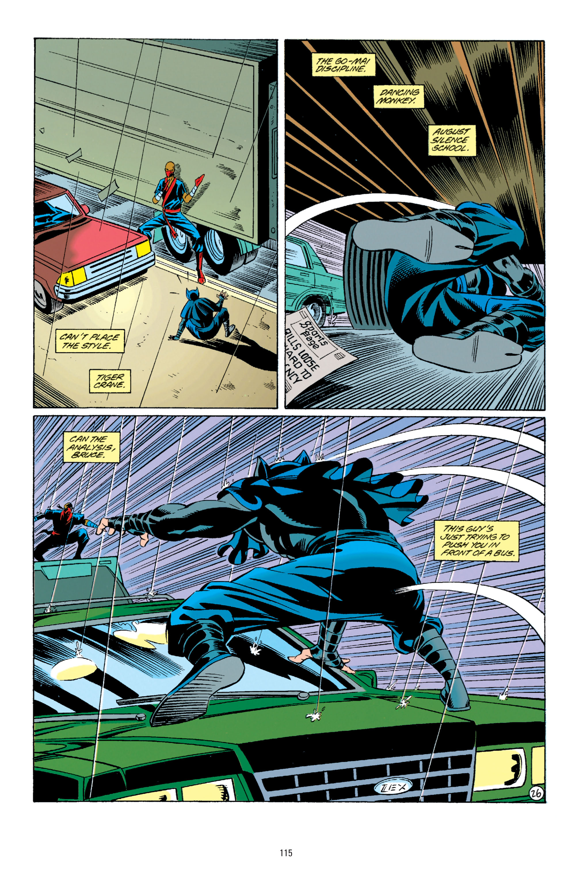 Detective Comics (1937) Issue #676 Page 27