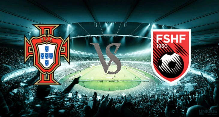 Prediksi Bola Portugal vs Albania 8 September 2014