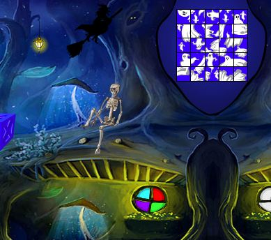 Play YalGames Graveyard Escape