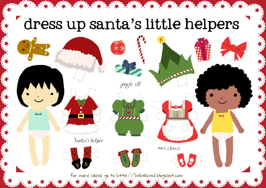 Φτιάξτε χριστουγεννιάτικες χάρτινες