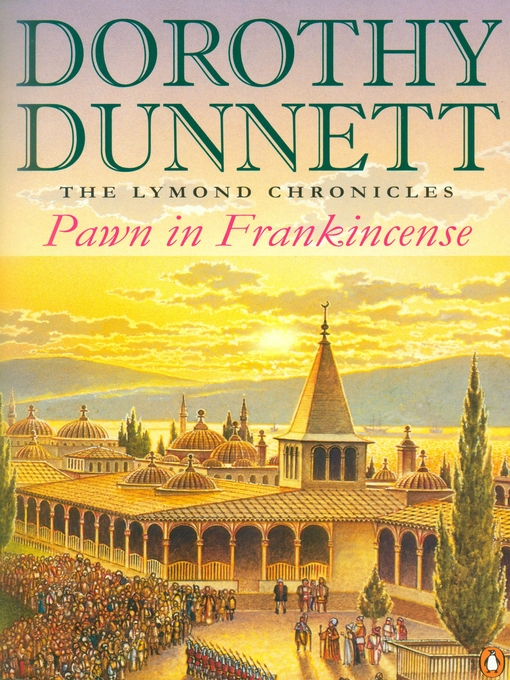 Pawn in Frankincense Book Cover