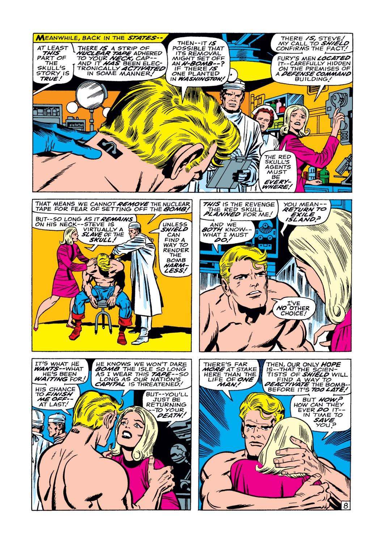 Captain America (1968) Issue #104 #18 - English 9
