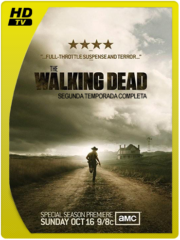 The Walking Dead Temporada 2 HD 720p Latino