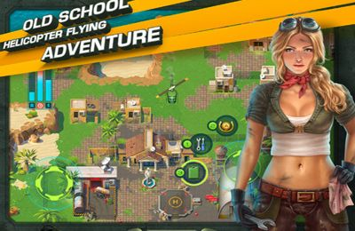 Ti min ph game Pilot's Path cho iphone, ipad, ipod, iOS