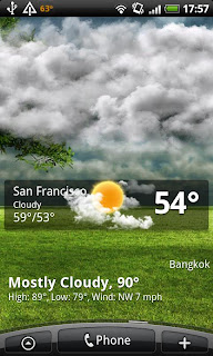 GO Weather v1.9.9 apk Android widget App
