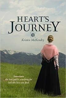 Heidi Reads... Heart's Journey by Kristen McKendry