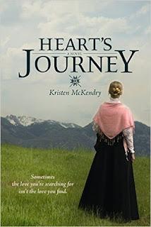 Heidi Reads... Heart's Journey by Kristen McKendry