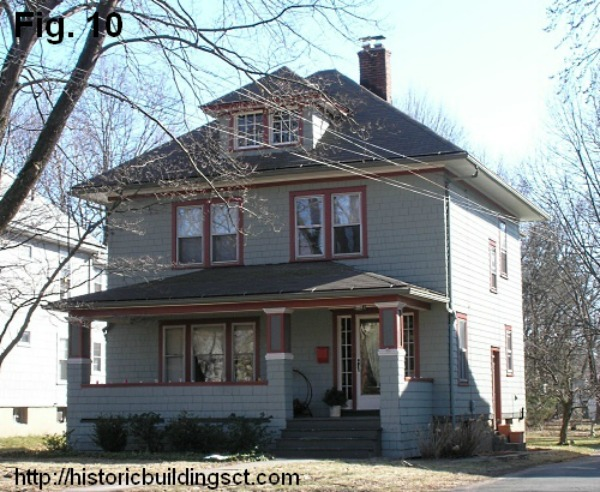 An old fashioned world old house styles for Old american style houses