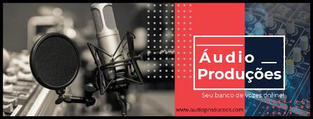 Áudio Produções - Produtora de Áudio