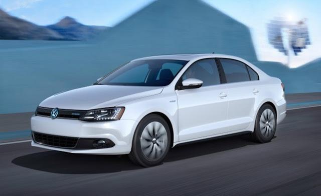 VW Jetta гибрид, 2014 год