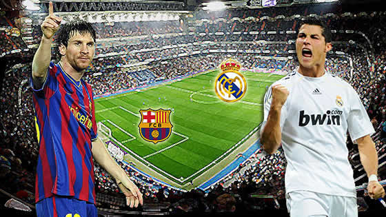 Barcelona vs Real Madrid Semifinal Liga Champion 2011
