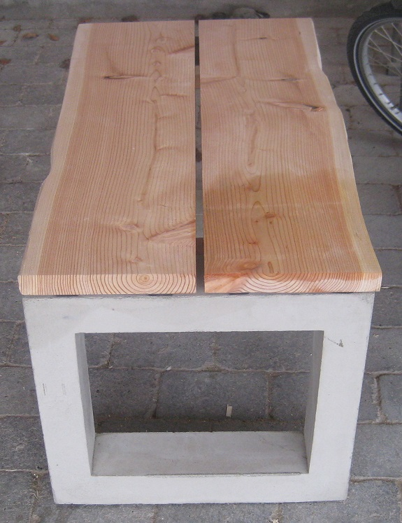Haveprojektet i vrold: plankebord prototype