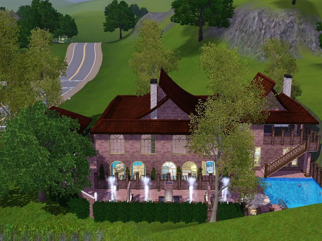 Camera Da Letto Padronale The Sims : The sims home design catalog u karen