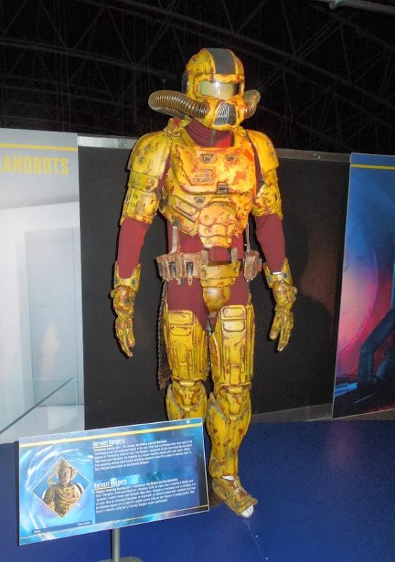 Harvest Ranger costume Doctor Widow Wardrobe Doctor Who