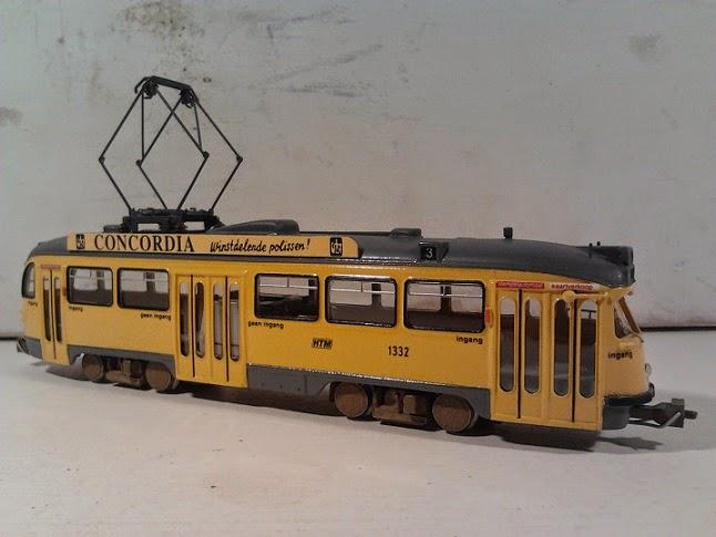 Hellevoetse TramwegMaatschappij