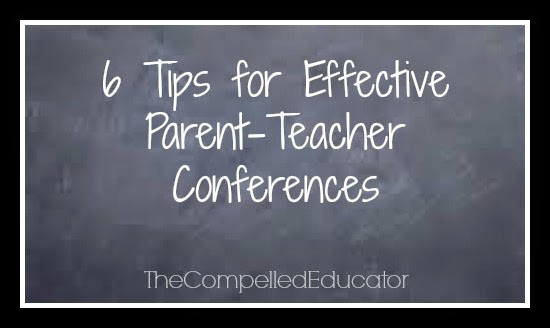 6 Tips for Parent-teacher Conferences