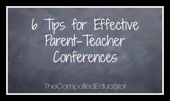6 Tips for Parent-teacher Conferences