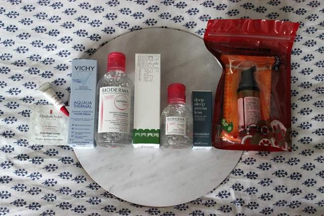 Picture of a Feel Unique Haul featuring Vichy, Bioderma, Philip Kingsley, thisworks and Ole Henriksen