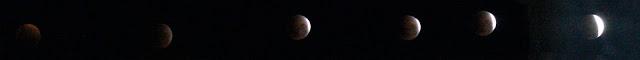 Uma Lua de Sangue em Foz do Iguaçu e um episódio celestial que só se verá novamente em 2033