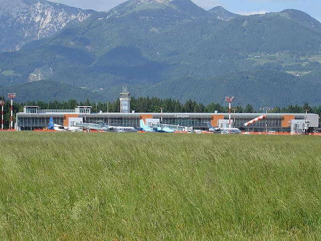 Πτήσεις από Ελλάδα προς Σλοβενία - Λιουμπλιάνα