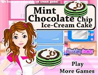 Permainan Memasak Membuat Cake Ice Cream