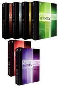 COMENTÁRIO BÍBLICO MATTHEW HENRY