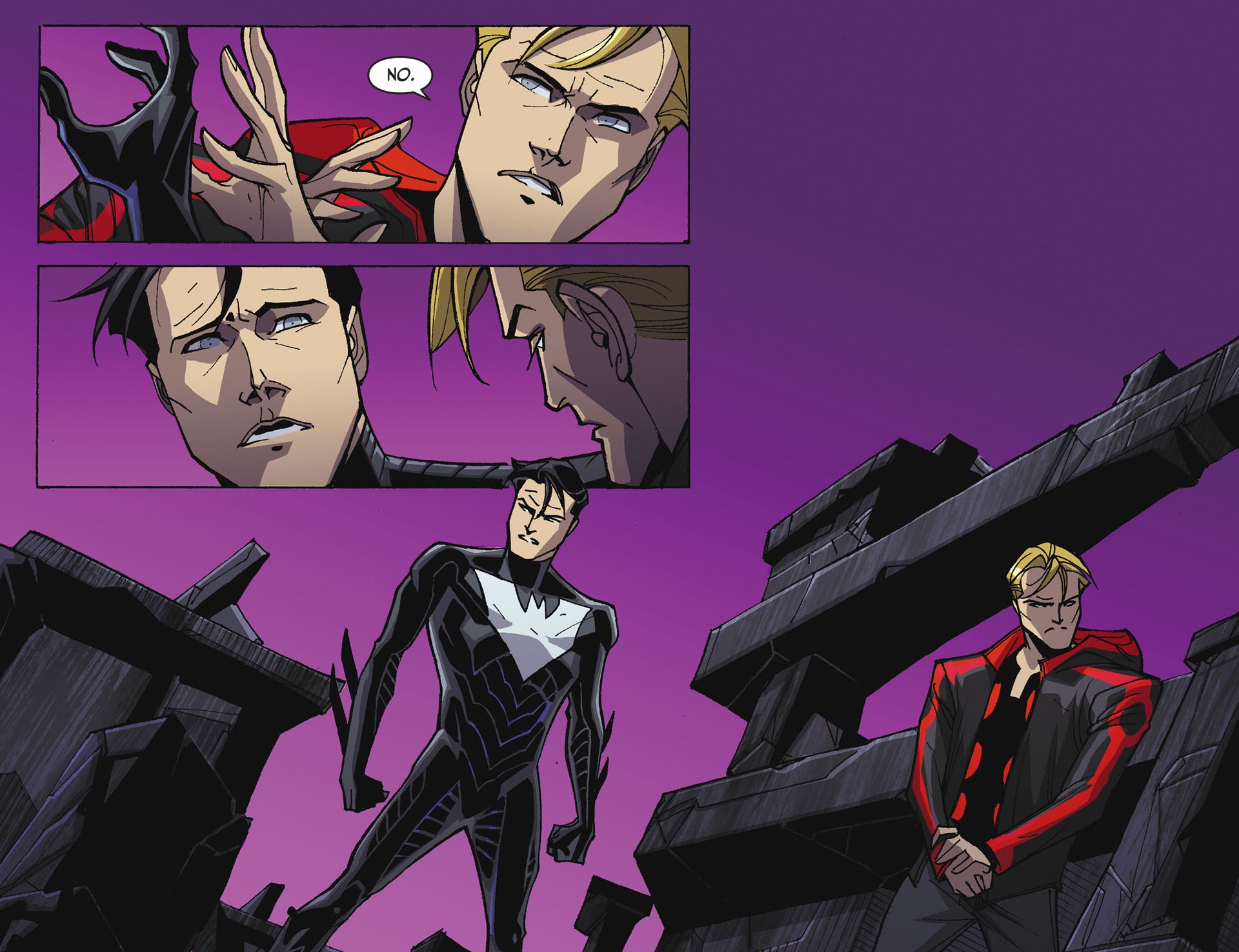 Batman Beyond 2.0 Issue #20 #20 - English 13