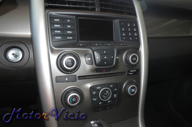 Ford Edge 2013 SEL - Interior