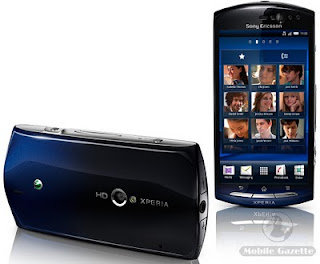 Xperia Neo and Xperia Pro Indonesia