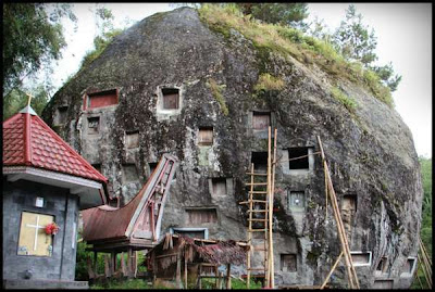 Tana Toraja, Indonesia - Jurukunci4.blogspot.com