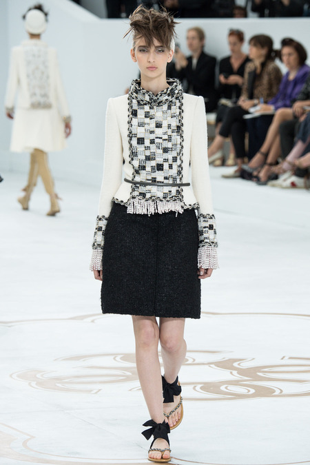 Chanel Fall/Winter 2014 Couture