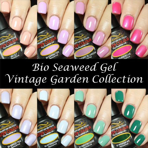 Bio Seaweed Gel Vintage Garden Collection Review