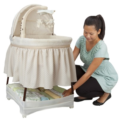 Bassinet Elite Espresso Latte2
