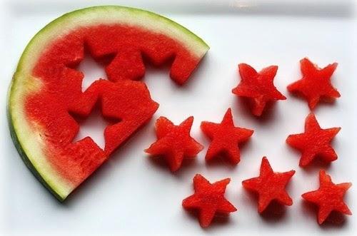 Cortar con forma para Brochetes de Fruta