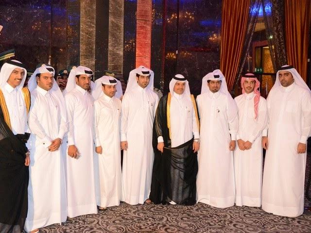 Qatari National Day Reception in Dubai